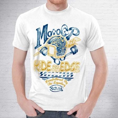 Camiseta Von dutch Casco