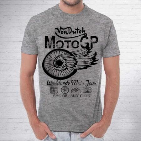 Camiseta Von dutch Alas