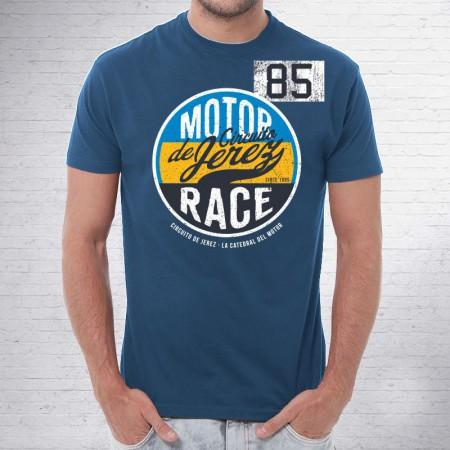 Camiseta Motor Race