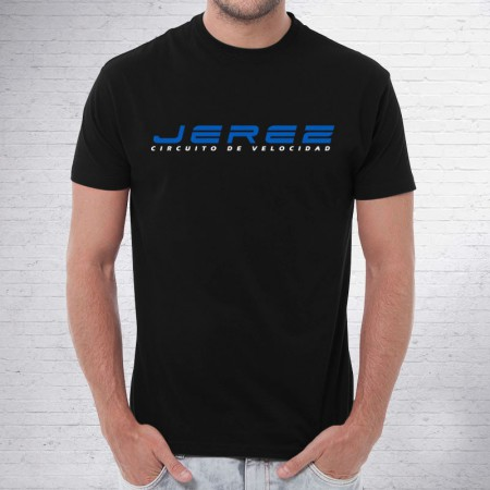 Camiseta Logo Circuito Jerez