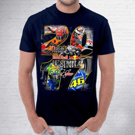 Camiseta Gran Premio RedBull de España