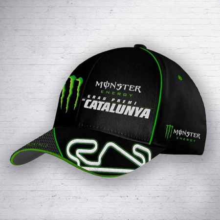 Gorra GP Monster Catalunya