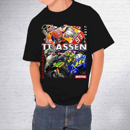 Camiseta Kids GP Motul TT Assen