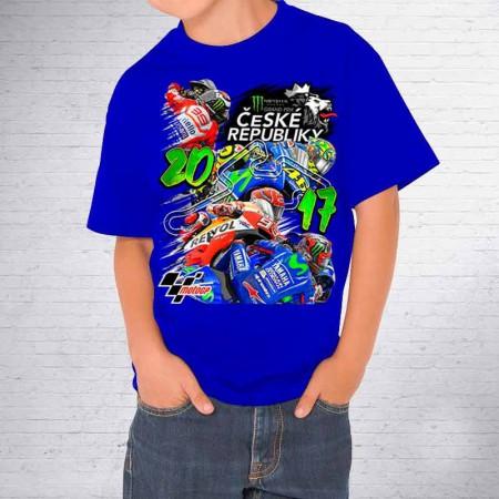Camiseta de niño Gran Premio Brno, República Checa