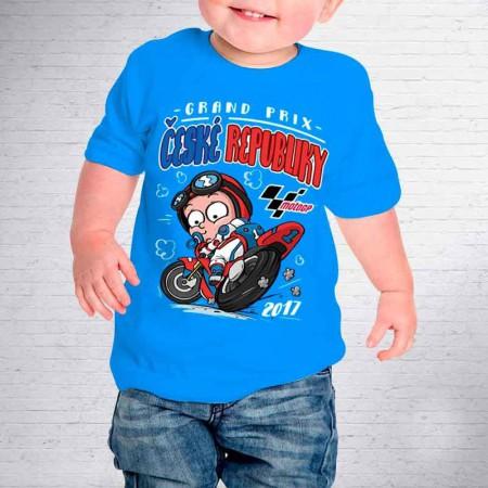 Camiseta para bebés Gran Premio Brno, República Checa 2017