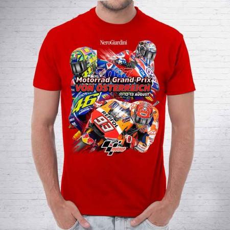 Camiseta GP Austria 2017