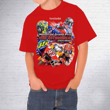 Camiseta de niño GP Austria Kids