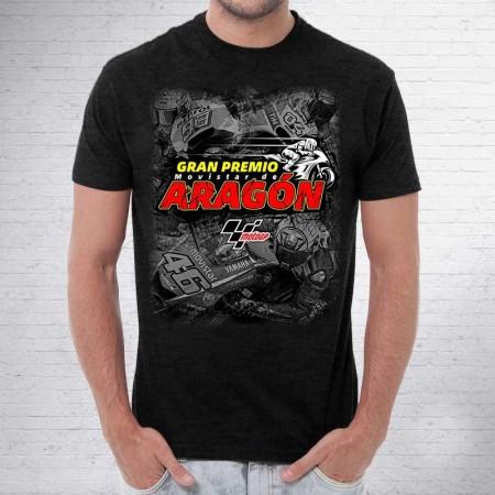 Camiseta MotoGP Gran Premio Aragón