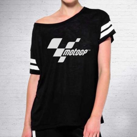 Camiseta de mujer Logo MotoGP Retro