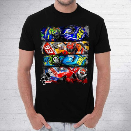 MotoGP Riders t-shirt