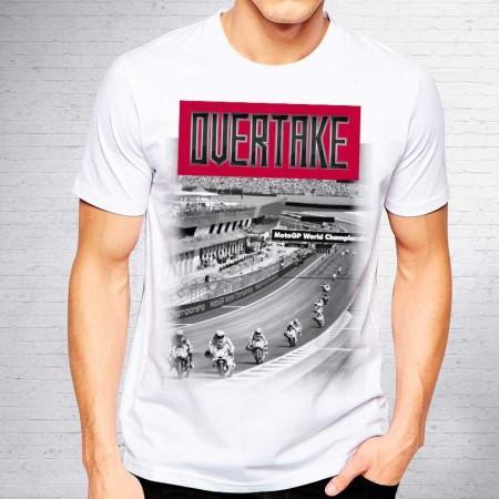 Camiseta MotoGP Overtake