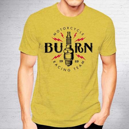 Camiseta MotoGP Burn