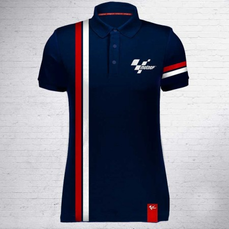 Line Polo woman MotoGP