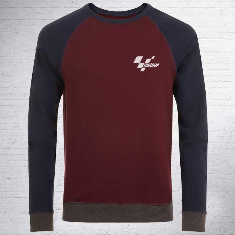 d49dac69 Sweater 3 colour. Loading zoom · MotoGP. Sweater 3 colour. Long sleeve  sweatshirt ...