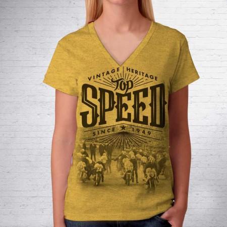 Speed MotoGP T-shirt Woman