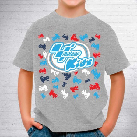 Camiseta MotoGP, Motorcycles Kids