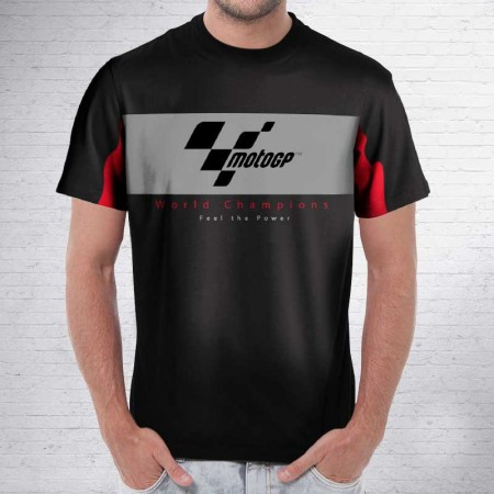 Camiseta Técnica MotoGP - Racing Greyline