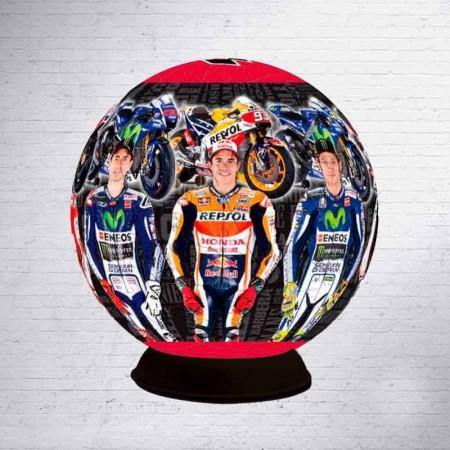 Puzzle Ball 3D MotoGP