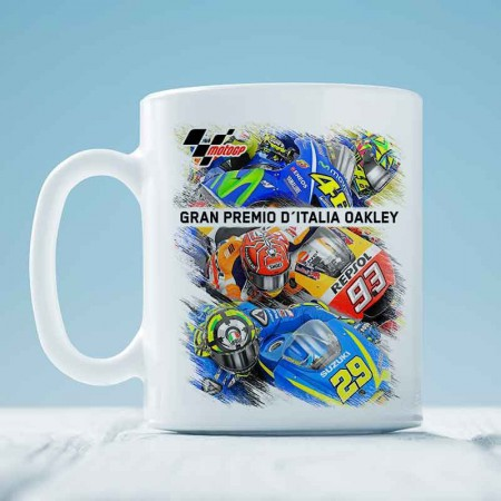 Taza GP Mugello