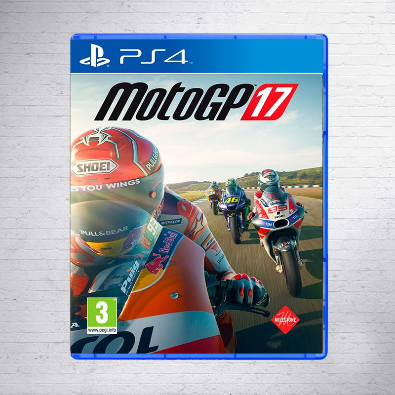 MotoGP 17 PS4