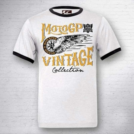 Camiseta VonDutch MotoGP Vintage