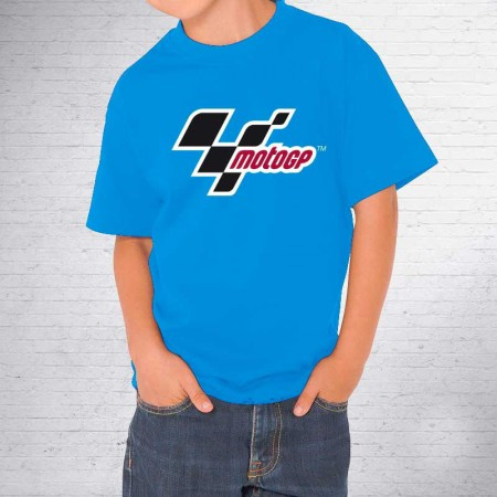 Camiseta Kids MotoGP - Logo - Original MotoGP