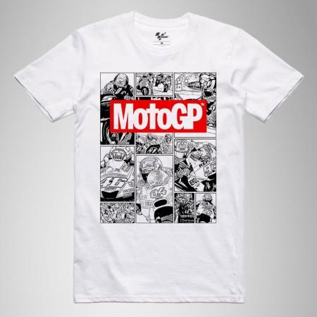Camiseta Super Comic MotoGP