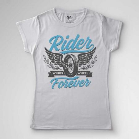 Camiseta de Mujer MotoGP Wings